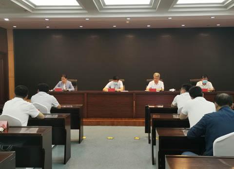 吉林省召開新冠肺炎疫情防控常態化下普通高考組考防疫工作視頻會議